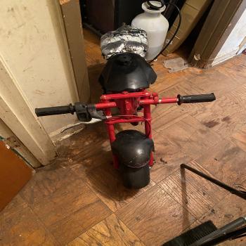 mini motorcycle