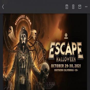 Two VIP escape tickets for 450
