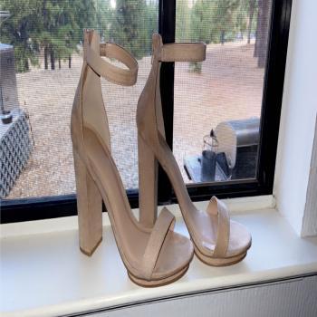 heels from Windsor